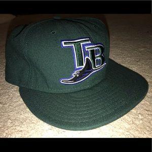 Vintage/Retro Tampa Bay Rays Hat